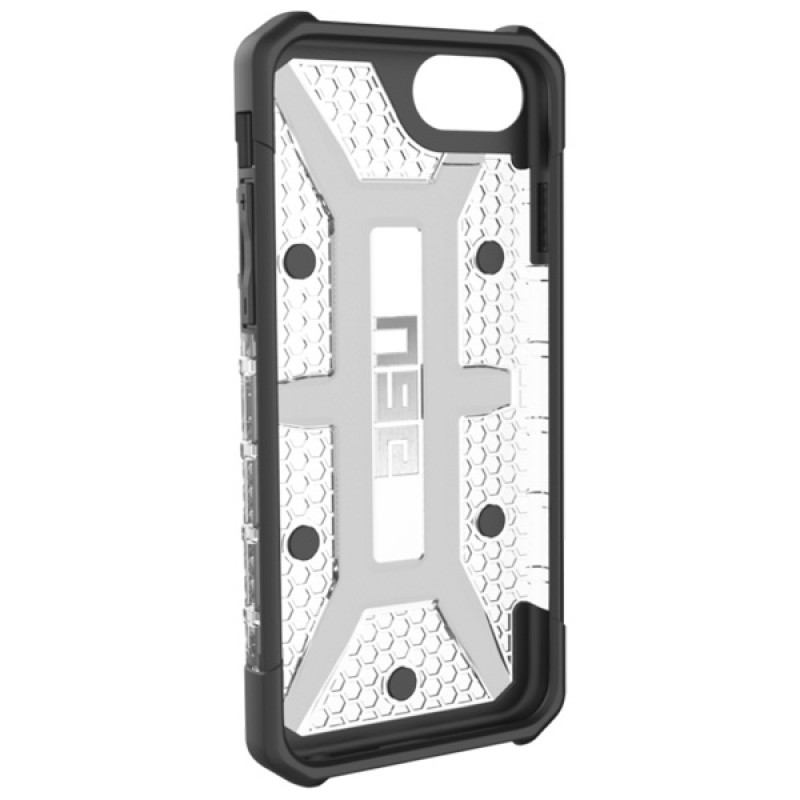 UAG Plasma Hard Case iPhone 7 Ice Clear - 5