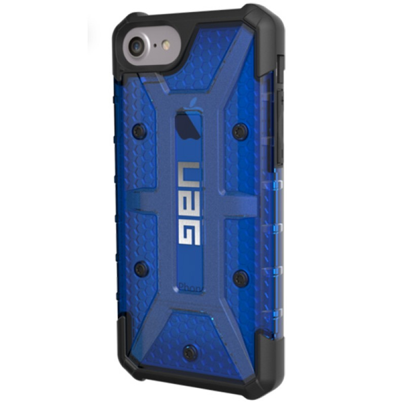 UAG Plasma Hard Case iPhone 7 Cobalt Blue - 2