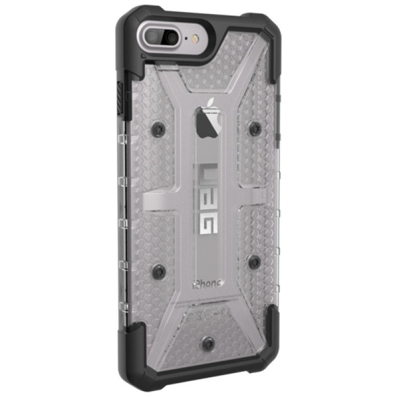 UAG - Plasma Case iPhone 7 Plus Ice Clear - 3