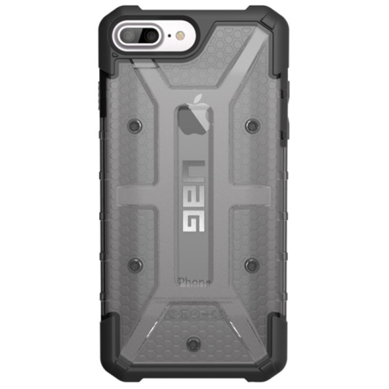 UAG - Plasma Case iPhone 7 Plus Ash Black - 1