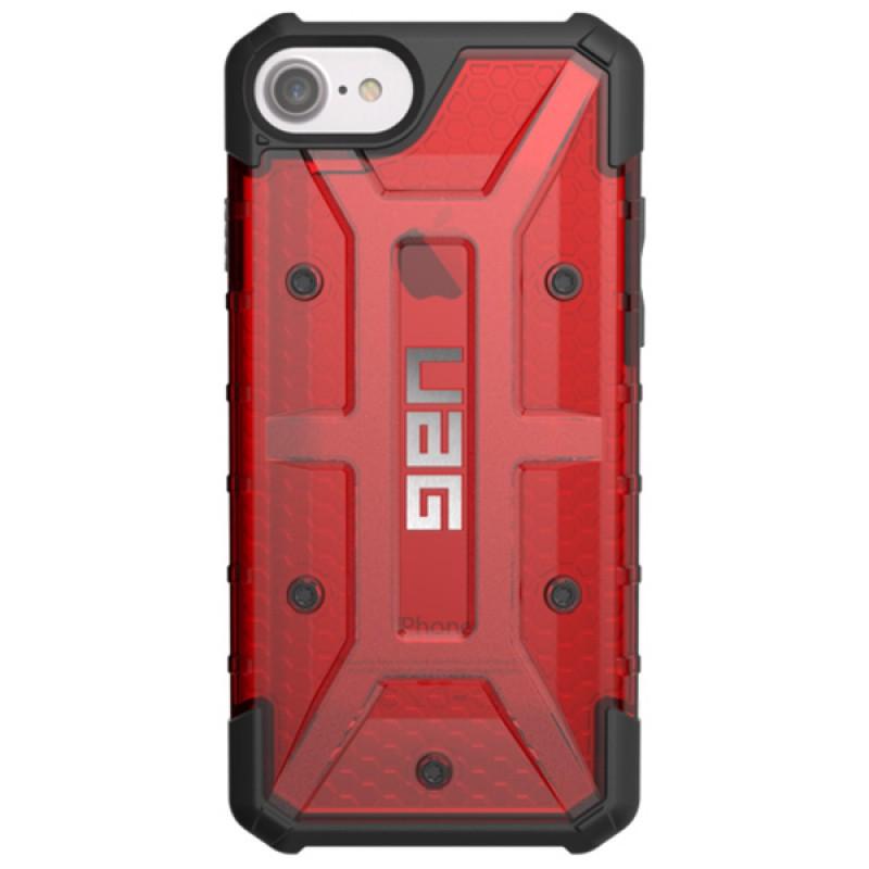 UAG Plasma Hard Case iPhone 7 Magma Red - 1
