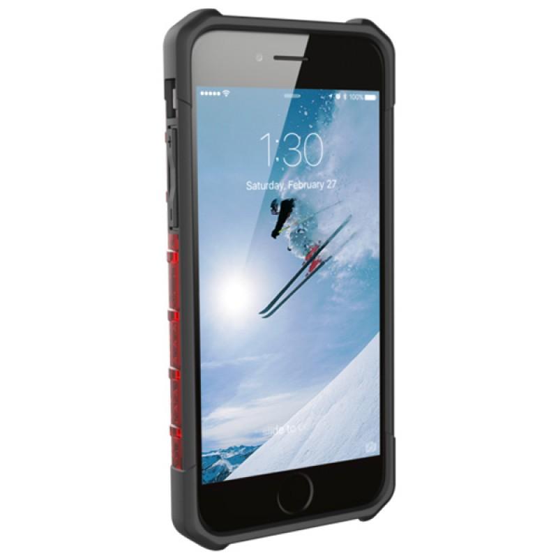 UAG Plasma Hard Case iPhone 7 Magma Red - 4