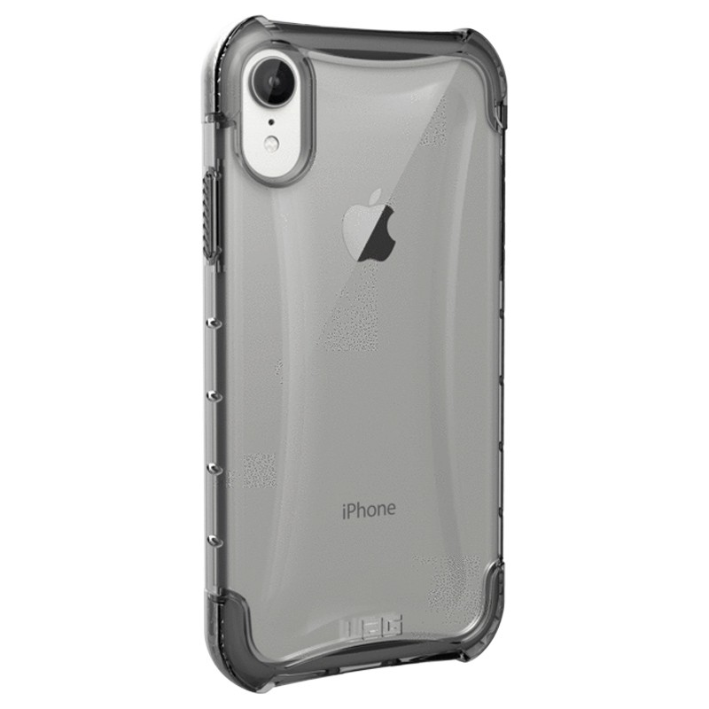 UAG Plasma iPhone XR Hoesje Ice Clear Transparant 03