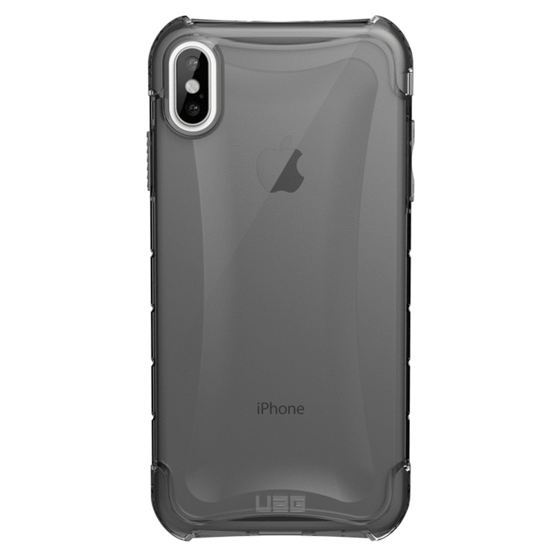 UAG Plyo iPhone XS Max Hoesje Ash 01