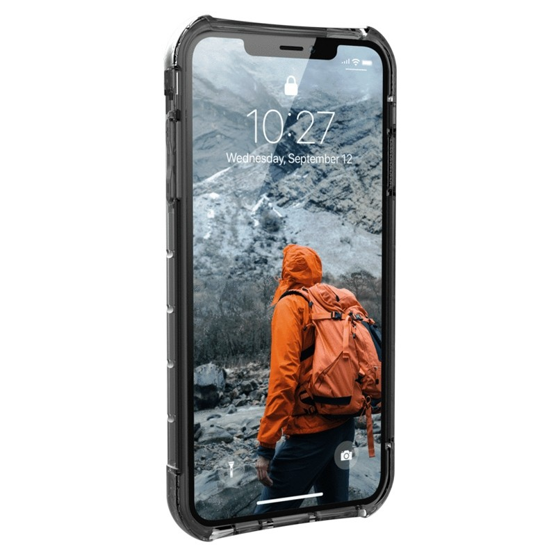 UAG Plyo iPhone XS Max Hoesje Ash 02