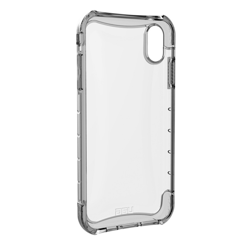 UAG Plyo iPhone XS Max Hoesje Ice Clear 05