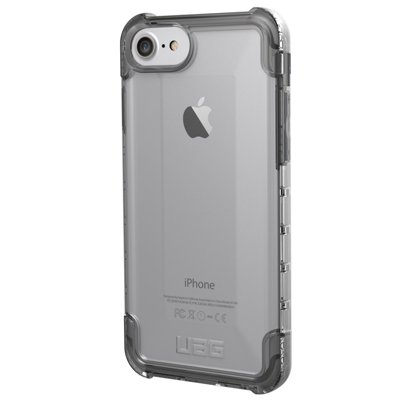 UAG Plyo Hard Case iPhone 8 / iPhone 7S / iPhone 6S / iPhone 6 Ice Clear 03