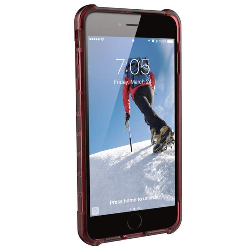 UAG Plyo iPhone 8 Plus / 7 Plus / 6S Plus / 6 Plus Crimson Red 04