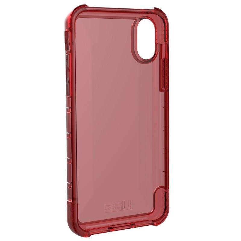UAG Plyo iPhone X/Xs Hard Case Crimson Red 05
