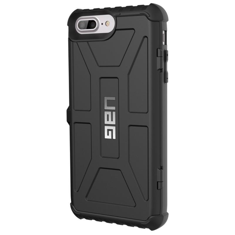 UAG - Trooper iPhone 6 / 6S / 7 Plus zwart 02