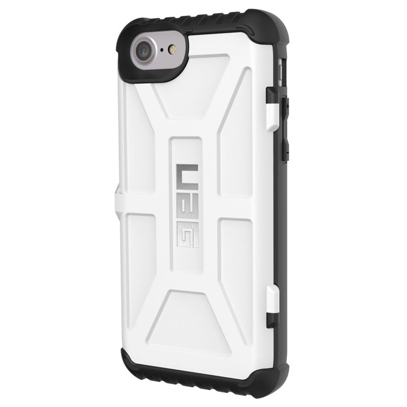 UAG - Trooper iPhone 6 / 6S / 7 hoesje met pasjes wit 04