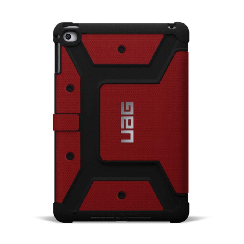 UAG Folio Case iPad mini 4 Red - 1