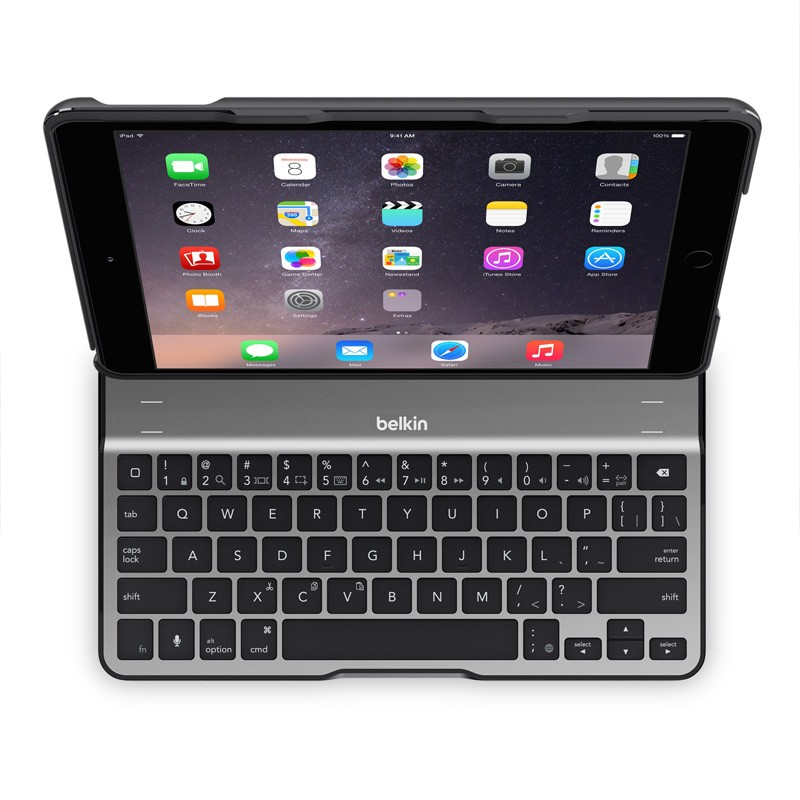 Belkin Ultimate Keyboard Case iPad Air 2 Black - 6