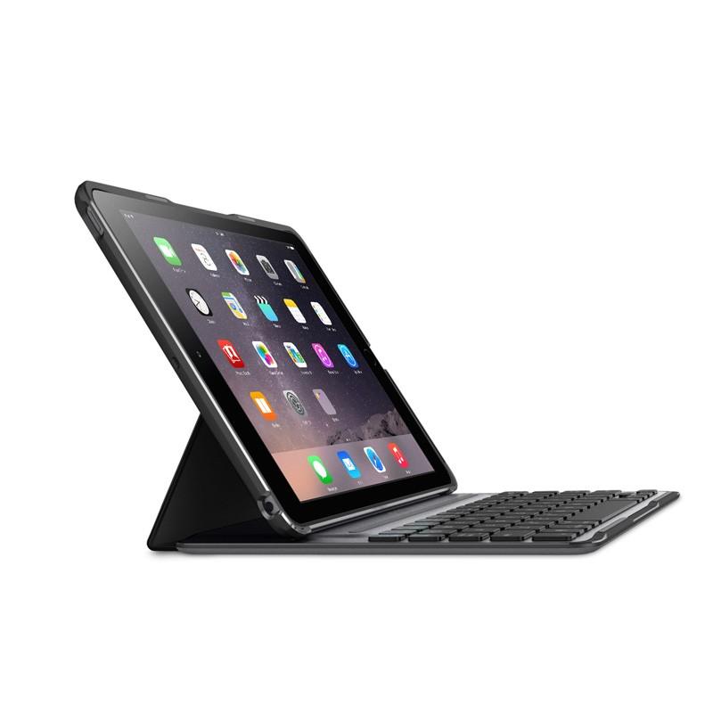Belkin Ultimate Keyboard Case Pro iPad Air 2 Black - 2