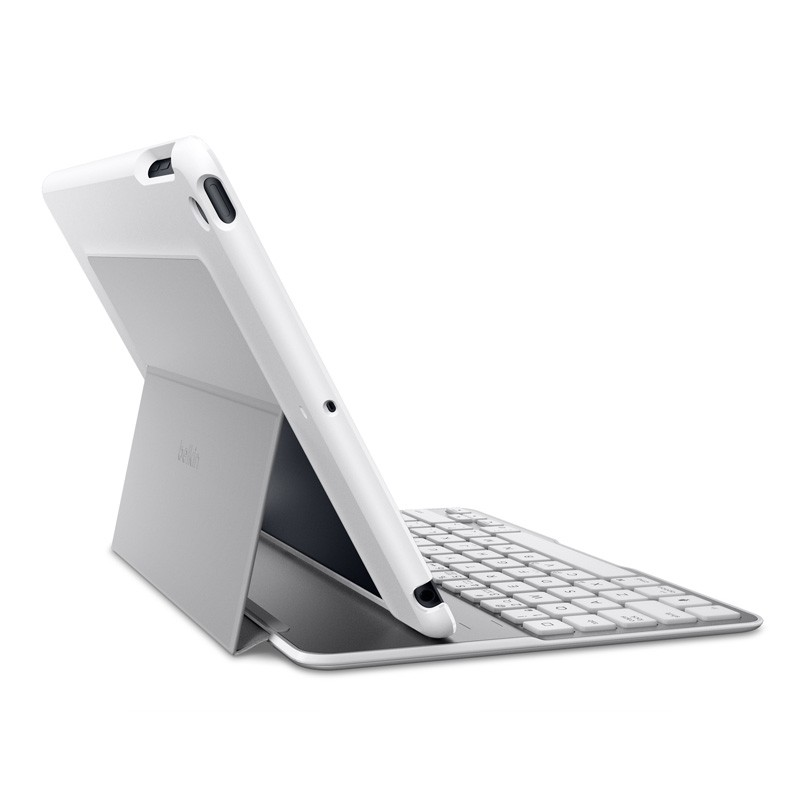 Belkin Ultimate Keyboard Case iPad Air 2 White - 2