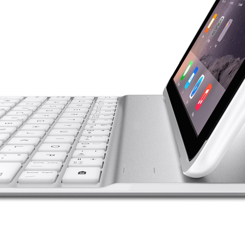 Belkin Ultimate Keyboard Case iPad Air 2 White - 5