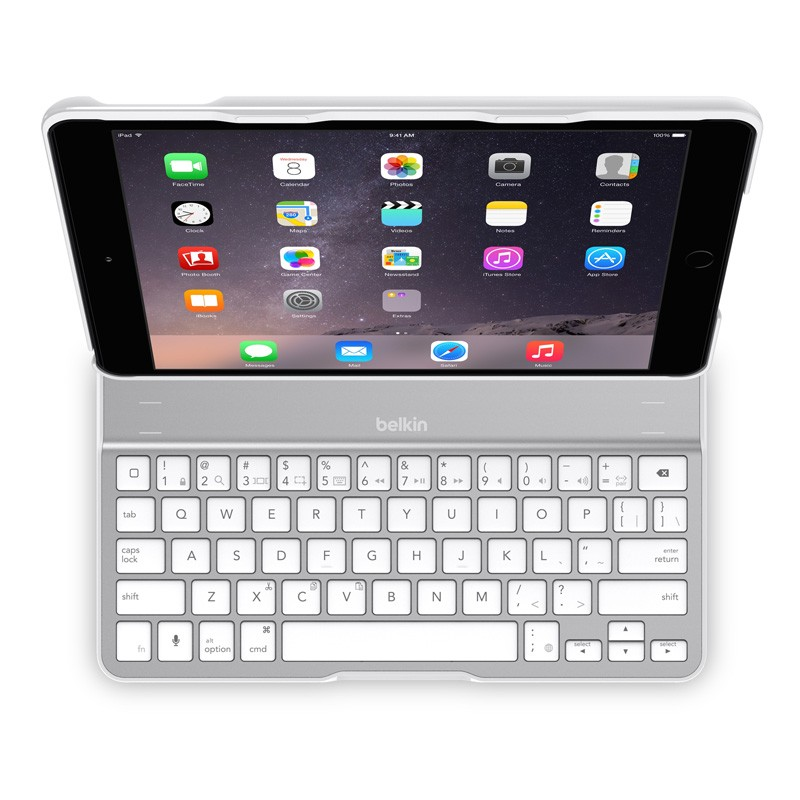 Belkin Ultimate Keyboard Case iPad Air 2 White - 7