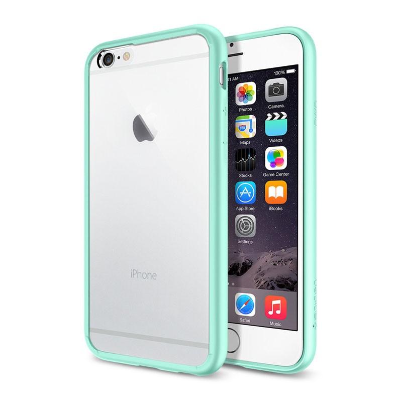 Spigen Ultra Hybrid Case iPhone 6 Mint - 1