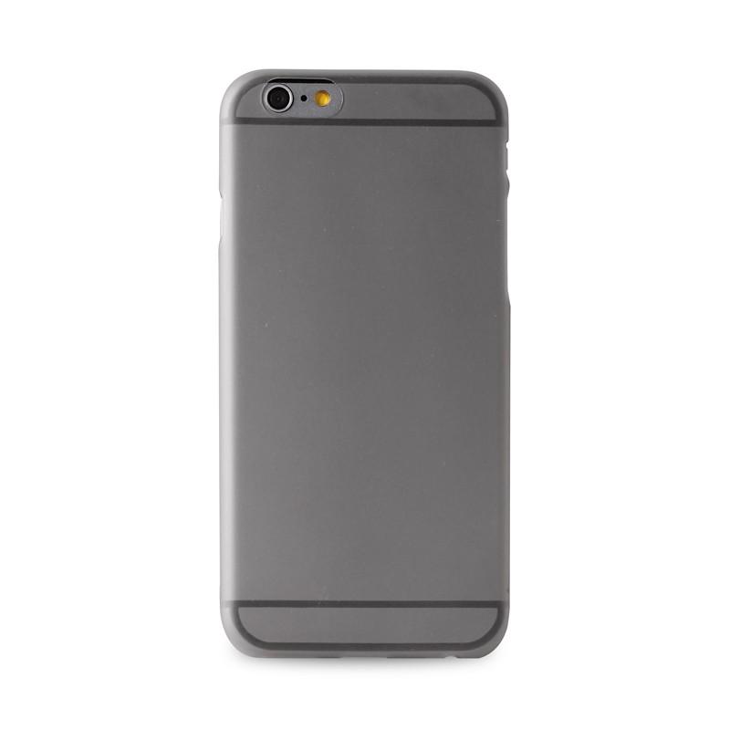 Puro UltraSlim Backcover iPhone 6 Plus Black - 1