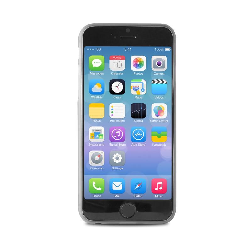 Puro UltraSlim Backcover iPhone 6 Plus Black - 2