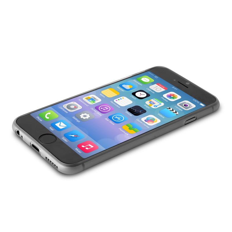 Puro UltraSlim Backcover iPhone 6 Plus Black - 6
