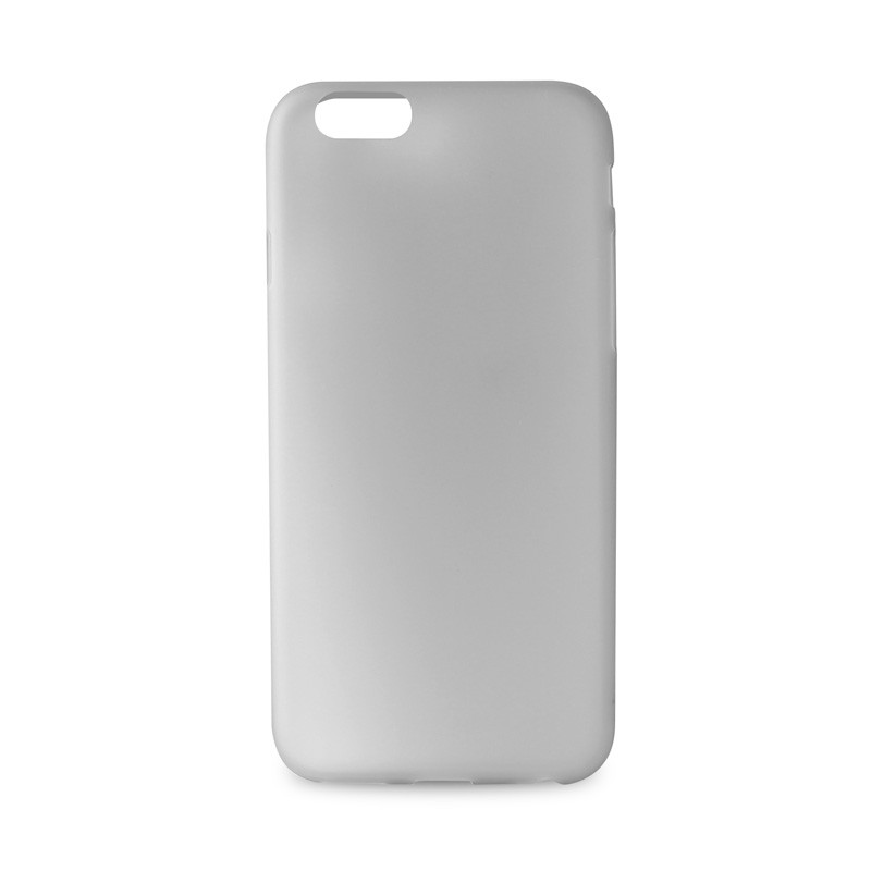 Puro UltraSlim Backcover iPhone 6 Plus Black - 7