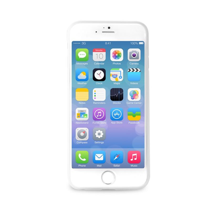 Puro UltraSlim Backcover iPhone 6 Plus White - 2