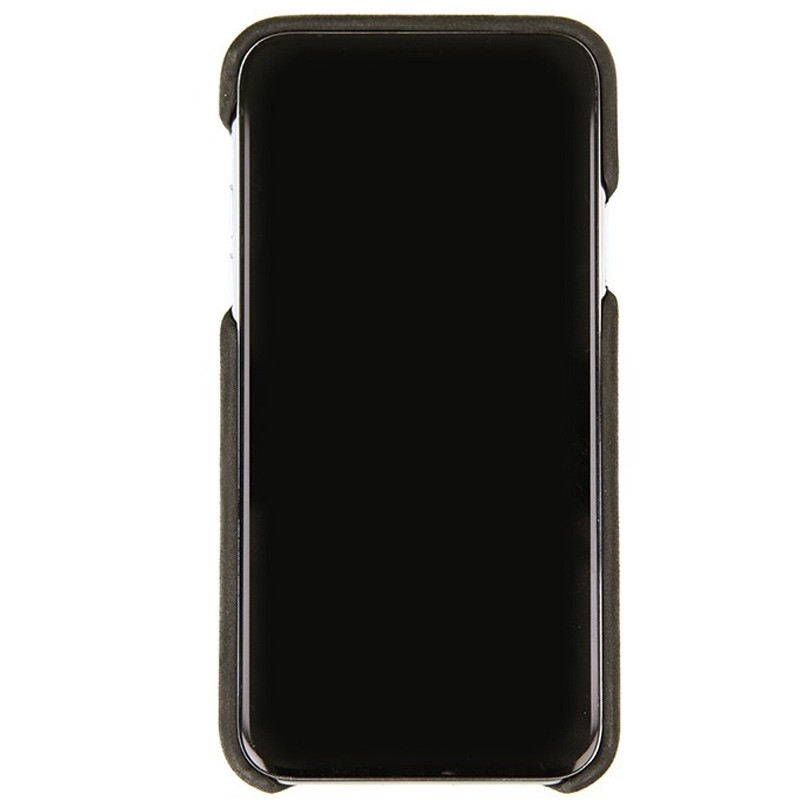 Valenta Back Cover Classic iPhone X Vintage Black - 2