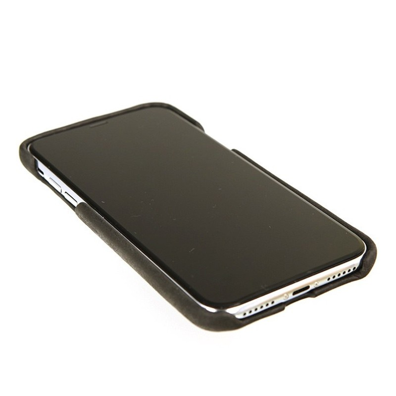 Valenta Back Cover Classic iPhone X/Xs Vintage Black - 5