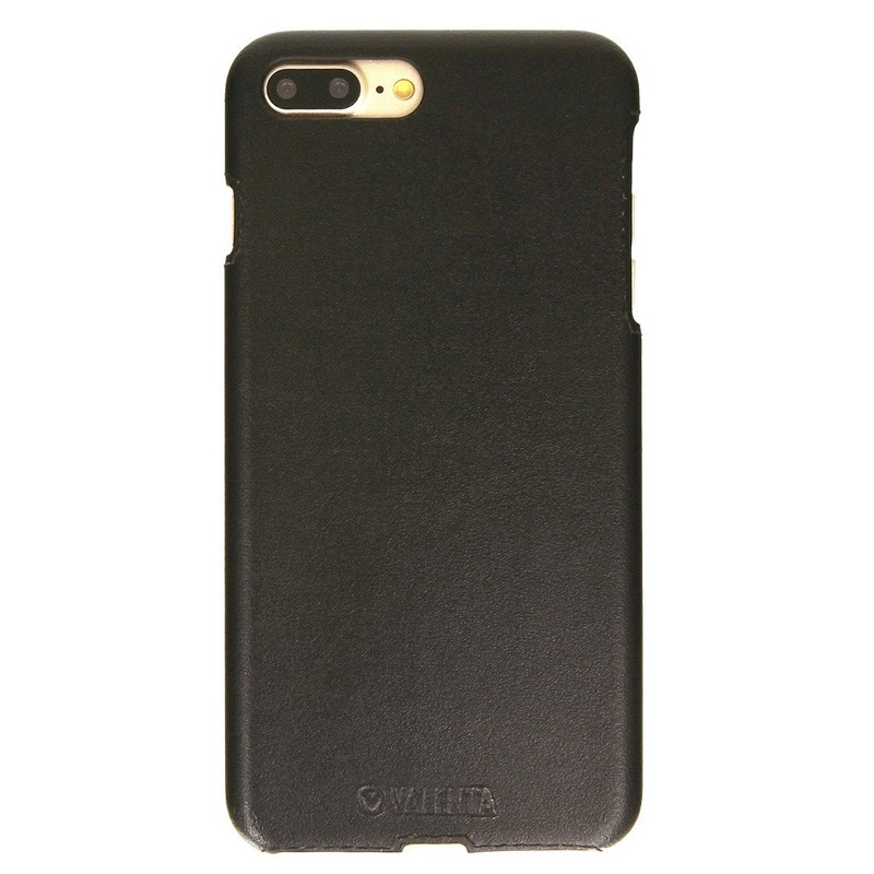 Valenta Back Cover Classic Luxe iPhone 7 Plus Black - 1