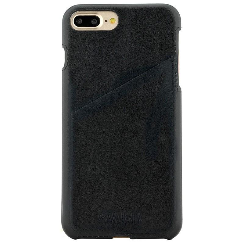 Valenta Back Cover Classic Luxe iPhone 8 Plus/7 Plus vintage black 01