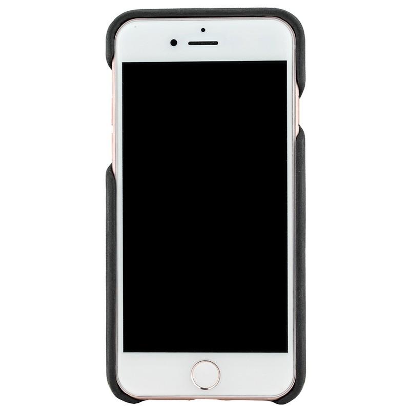 Valenta Back Cover Classic Luxe iPhone 8 Plus/7 Plus vintage black 02