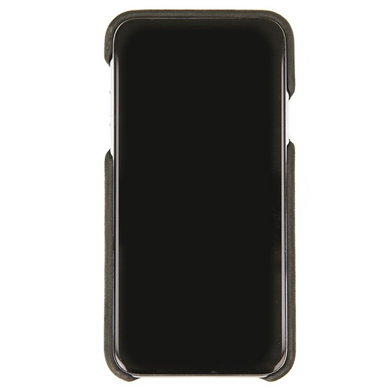 Valenta Back Cover Classic Luxe iPhone X/Xs Vintage Black - 2