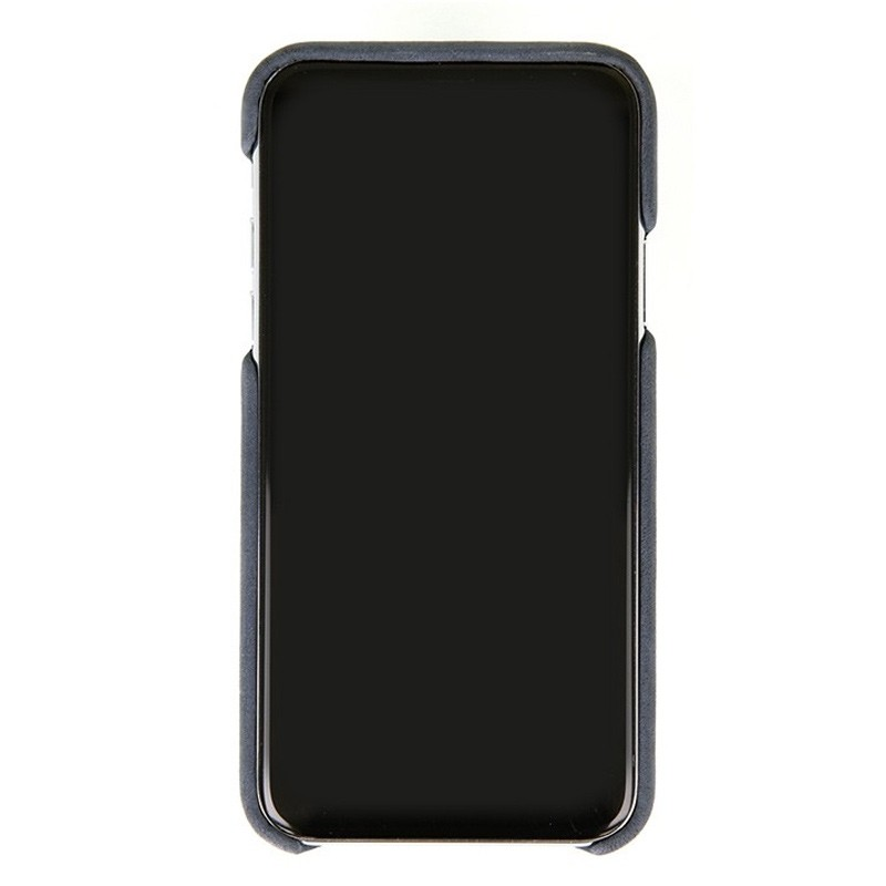 Valenta Back Cover Classic Luxe iPhone X/Xs Vintage Blue - 2