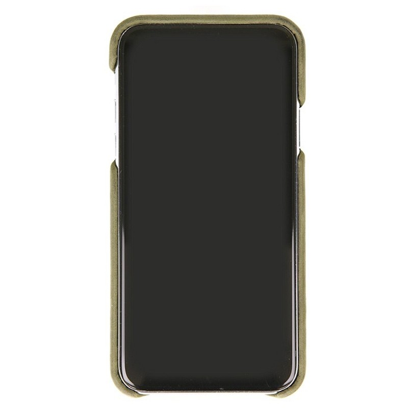Valenta Back Cover Classic Luxe iPhone X/Xs Vintage Green - 2