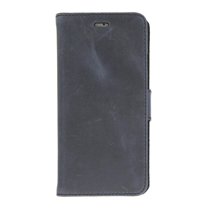Valenta Book Cover Classic Luxe iPhone 7 Vintage Blue - 2