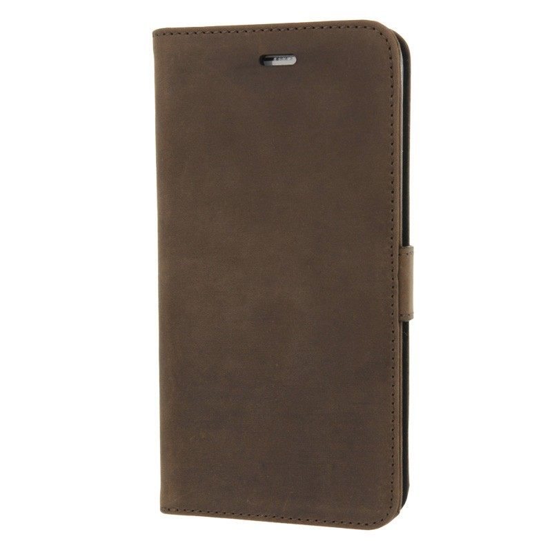 Valenta Book Cover Classic Luxe iPhone 7 Vintage Brown - 2