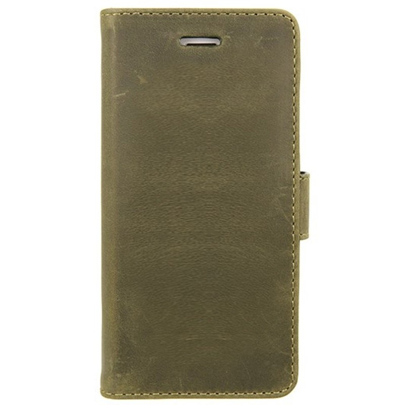 Valenta Booklet Classic Luxe iPhone 8/7 vintage green 01