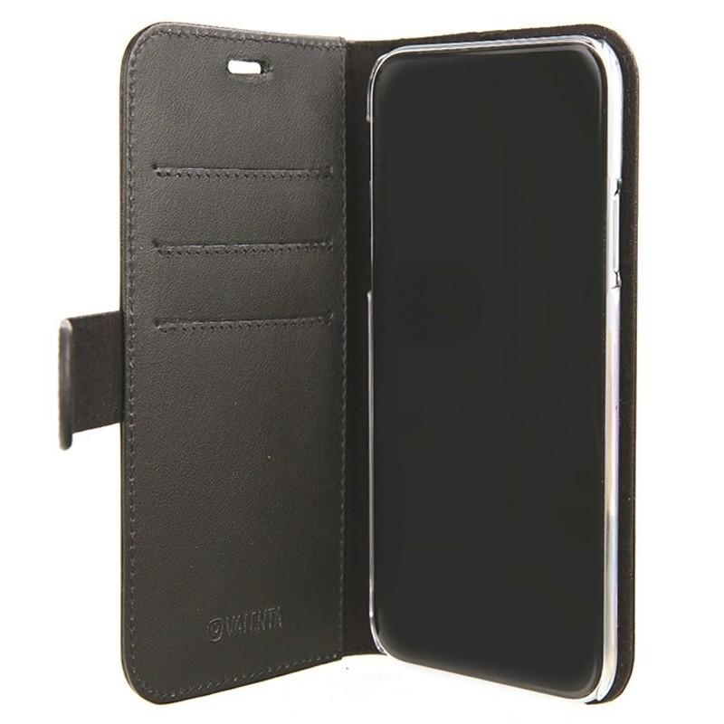 Valenta Booklet Classic Luxe iPhone X/Xs Black - 3