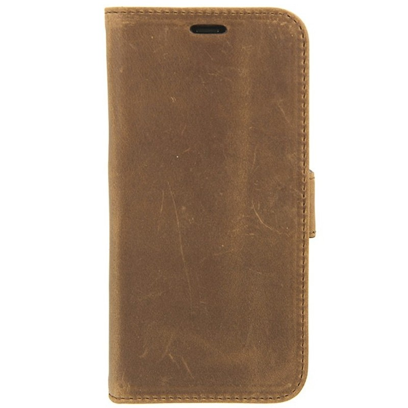 Valenta Booklet Classic Luxe iPhone X/Xs Vintage Brown - 2
