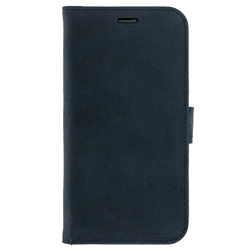 Valenta Booklet Classic Luxe iPhone XR Vintage Blue 01