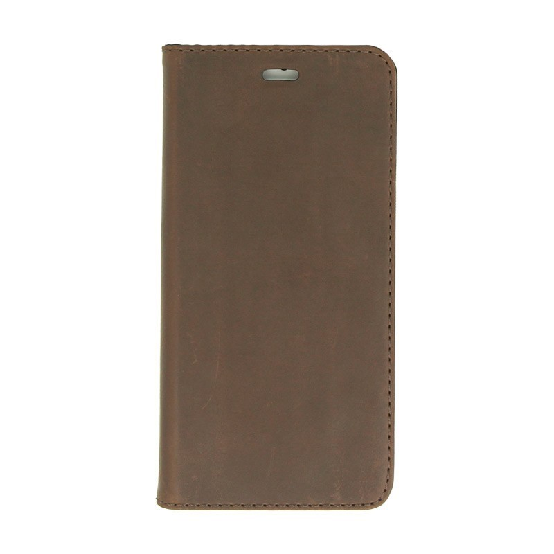 Valenta Book Cover Classic Style iPhone 7 Vintage Brown - 2