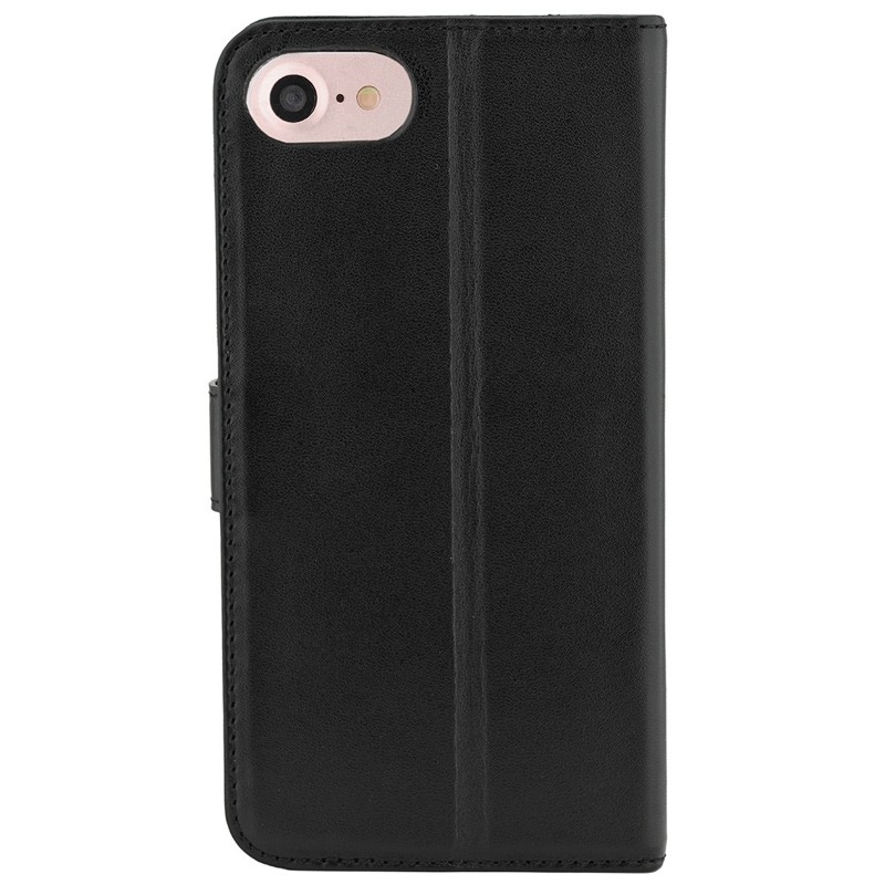 Valenta Premium Booklet iPhone 8/7 black 02