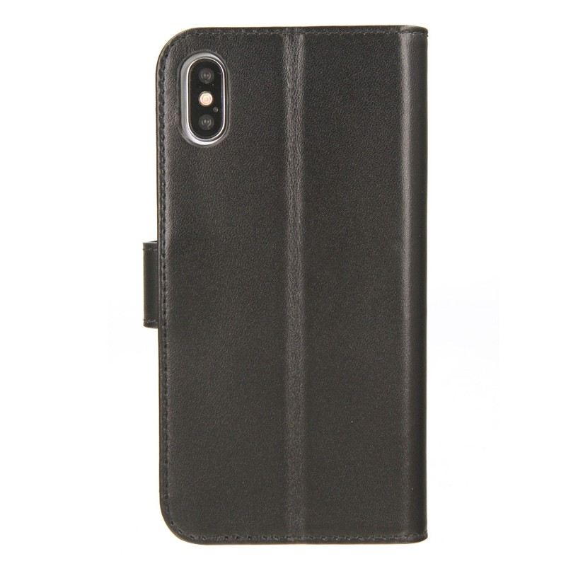 Valenta Booklet Premium iPhone X/Xs Black - 2