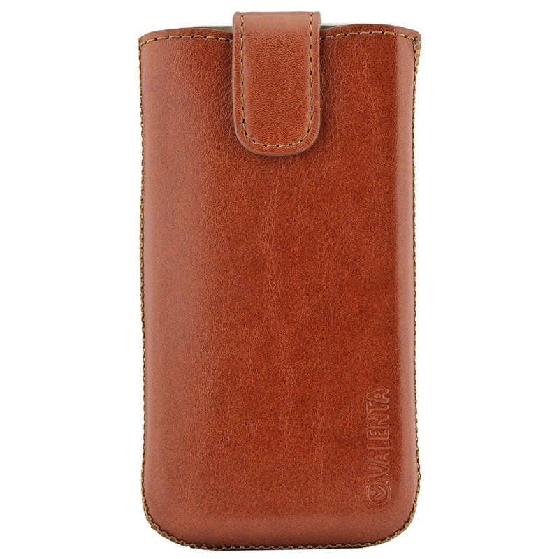 Valenta Lucca Pocket Case iPhone 8/7/6S/6 brown 02