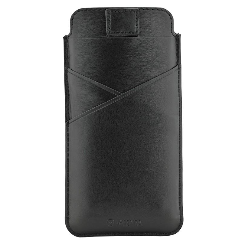 Valenta Pocket Classic Premium iPhone X/Xs Black - 1