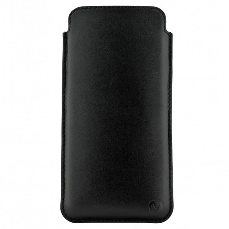 Valenta Pocket Premium iPhone XS Max Sleeve Zwart 02
