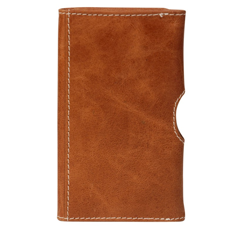 DBramante Leather Wallet iPhone SE/5S/5 4.3 inch Golden Tan - 2