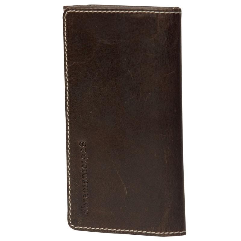 DBramante Leather Wallet iPhone SE/5S/5 4.3 inch Hunter Dark - 3