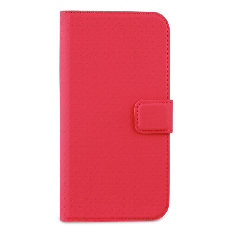 Muvit Wallet Case iPhone 6 Plus Pink - 2